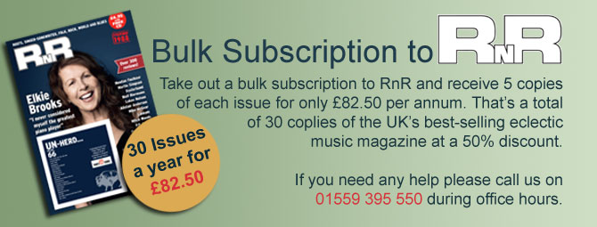 RnR Bulk Subscriptions Ad